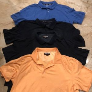 Other - Bundle (4) of men's polo shirts